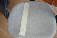 krzesło po